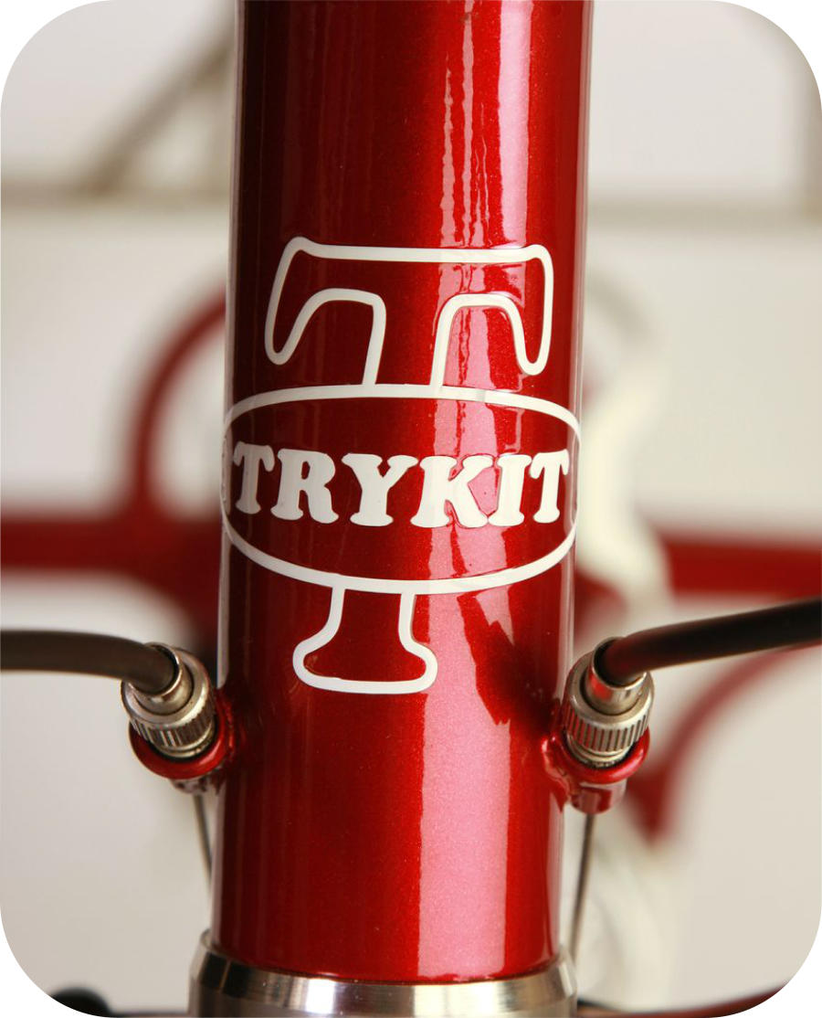 Lightweight Racing and Touring Tricycles and Conversions