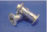 Polished alloy hubs for Trykit and Longstaff trikes £75.00  Per pair